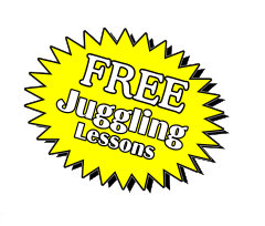 Free online animated Juggling Lessons