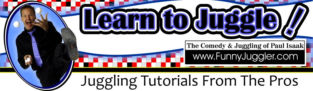 How To Juggle - Learn to Juggle - Juggling Instruction - 3 ...